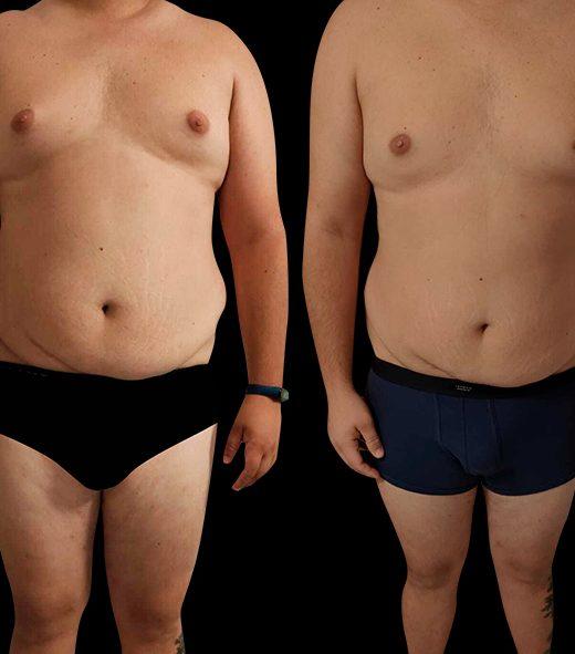 5 kilos 2 meses